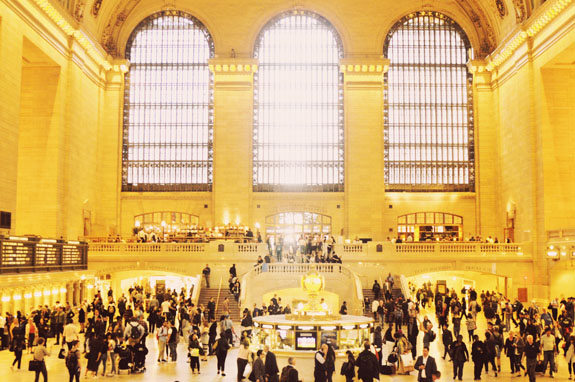 most instagrammable places in NYC grand central terminal main concourse