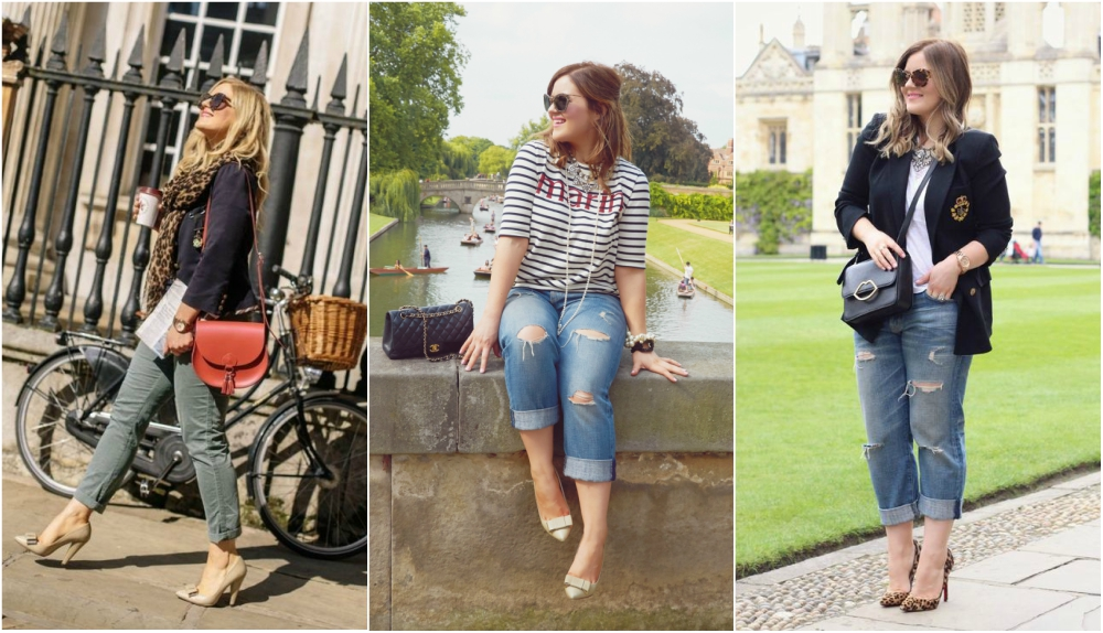 Style Spotlight: Briony Whitehouse, casual chic