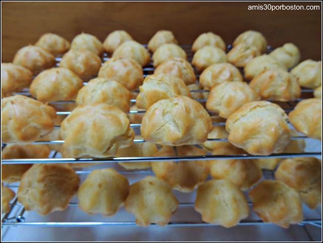 Pasta Choux Profiteroles