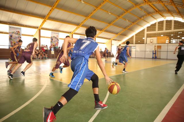 Começa a fase estadual dos Jogos Escolares de Pernambuco