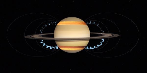 Perlahan-Lahan Cincin Eksotik Di Planet Saturnus Mulai Menghilang