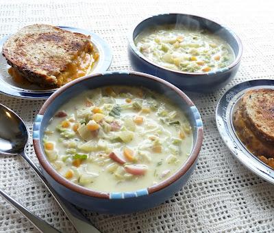Balkan Sour Vegetable Soup