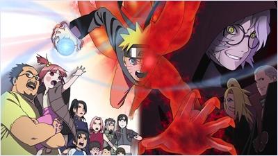 Naruto Shippuden Chikara