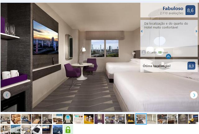 Hotel Hyatt Regency Los Angeles International Airport para ficar em Los Angeles
