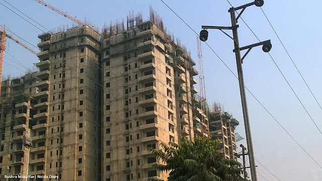 Noida Diary: Noida a Hub of Construction Activity