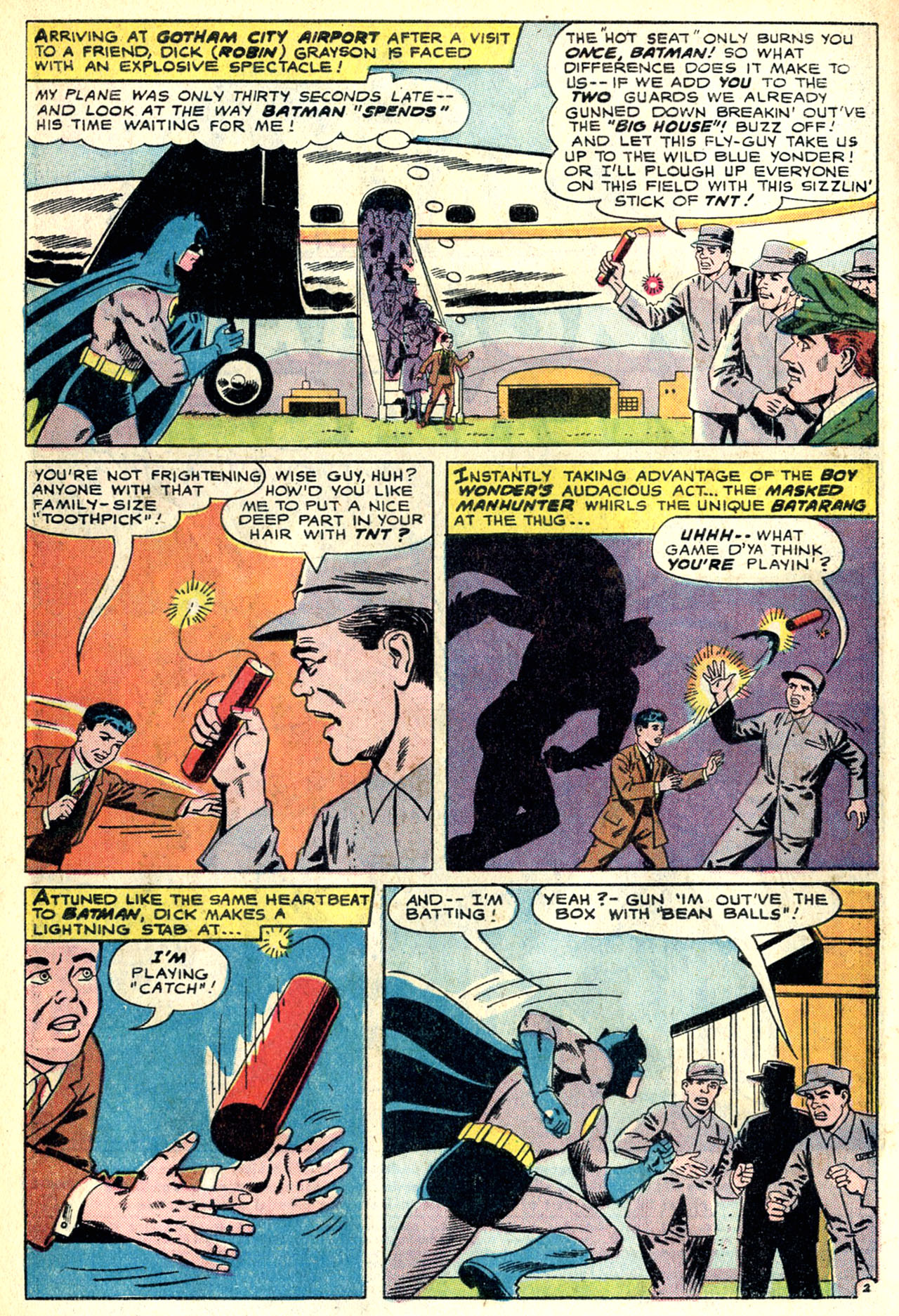 Detective Comics (1937) 350 Page 3