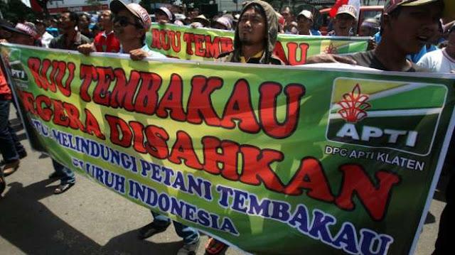 Perekonomian Indonesia Tidak Tergantung Pada Industri Rokok