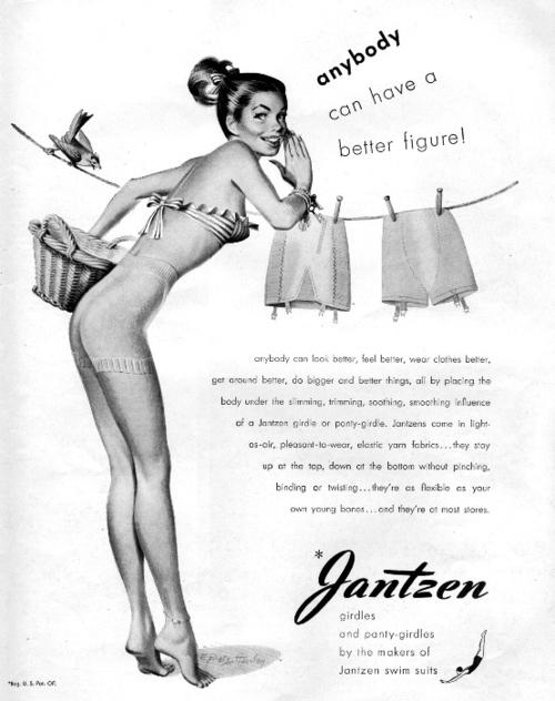 Vintage Panty Ads 25