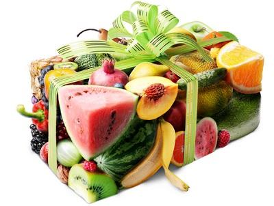 Fruta o verdura por la noche?