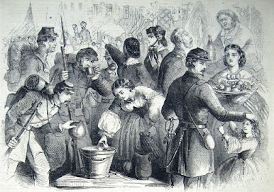 March 2017 ISGS Webinar - Nurse, Matrons, Laundresses and Cooks. Documenting Women in the Civil War
