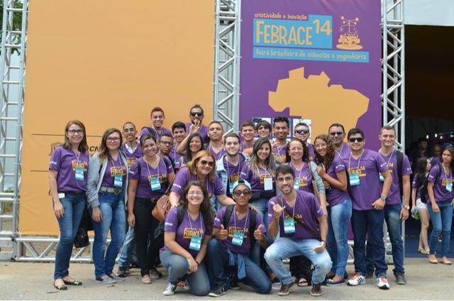 RN: Educação estadual tem forte presença na maior feira de ciências do Brasil