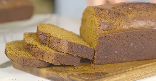 Healthy - Guilt Free Gingerbread Cake