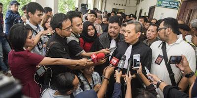 Jaksa Penuntut Umum Ali Mukartono