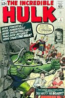 Incredible Hulk v1 #5 marvel comic book cover art by Jack Kirby