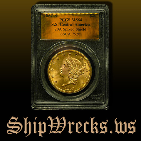 Shipwreck.ws (Shipwreck Stories and How You Can Own a Piece of History!)