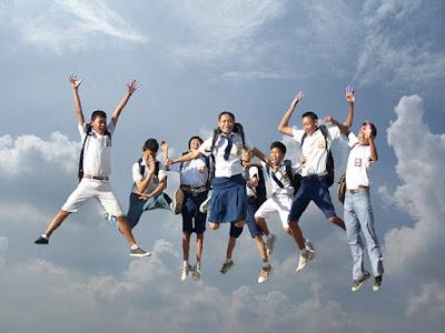 Dari remaja nakal jadi remaja berprestasi