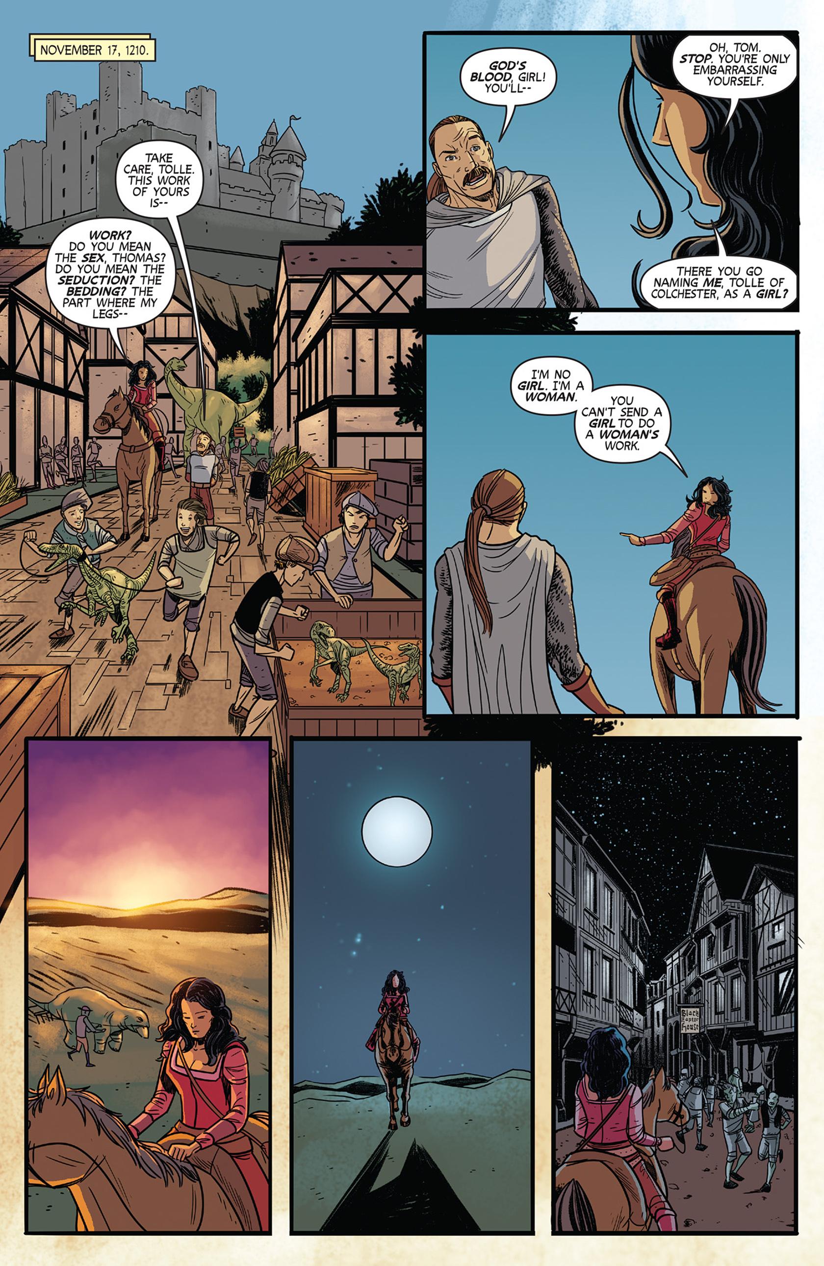 Read online Turok: Dinosaur Hunter (2014) comic -  Issue #11 - 12