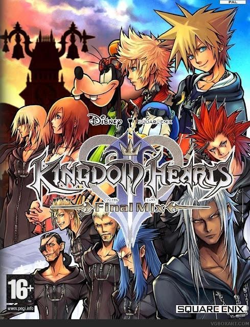 Detonado - Kingdom Hearts 2