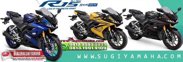 Kredit R15, Harga Yamaha R15, Promo Yamaha R15