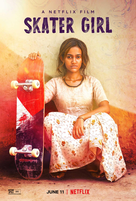 Cô Bé Trượt Ván - Skater Girl (2021) (2021)
