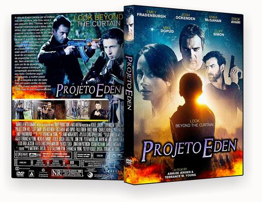 DVD-R PROJETO EDEN – OFICIAL
