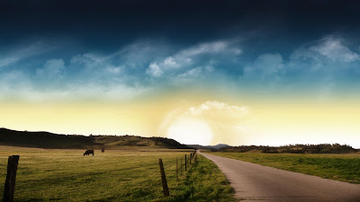 Amazing Country Road Wallpaper Desktop