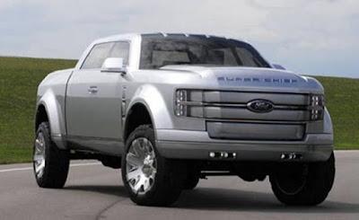 2018 Ford Super Chief arrive avec un système de carburant tri-flex de nouvelle génération