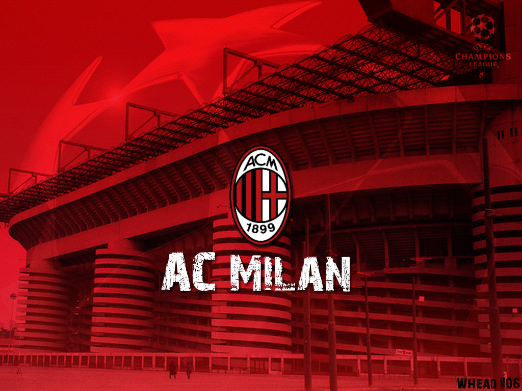 Desktop Wallpapers HD: Ac Milan Wallpaper