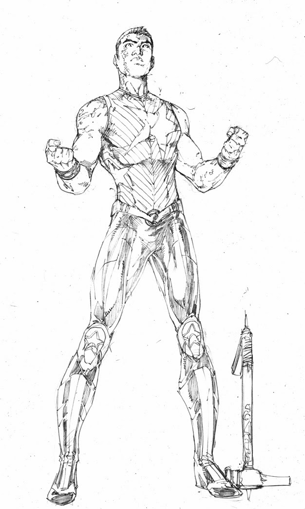 Demonpuppy's Wicked Awesome Art Blog: Happy THIS weeks