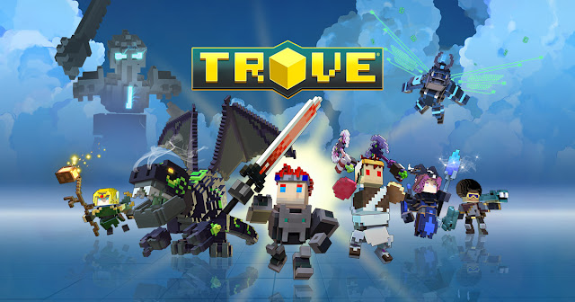 Trove ya está disponible en PS4 y ONE