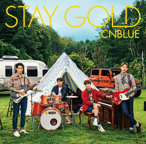 CNBLUE – Stay Gold (ITUNES PLUS AAC M4A)