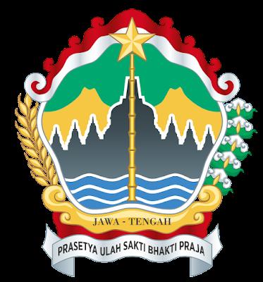 gambar logo provinsi jawa tengah