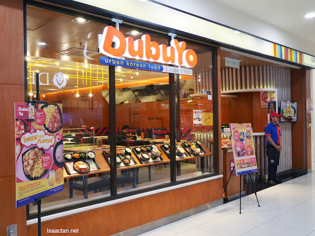 DubuYo Urban Korean Food Halal Restaurant @ Quill City Mall