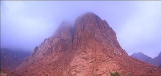 جبل في تركيا يقال انه الجبل الذي رست عليه سفينة نوح