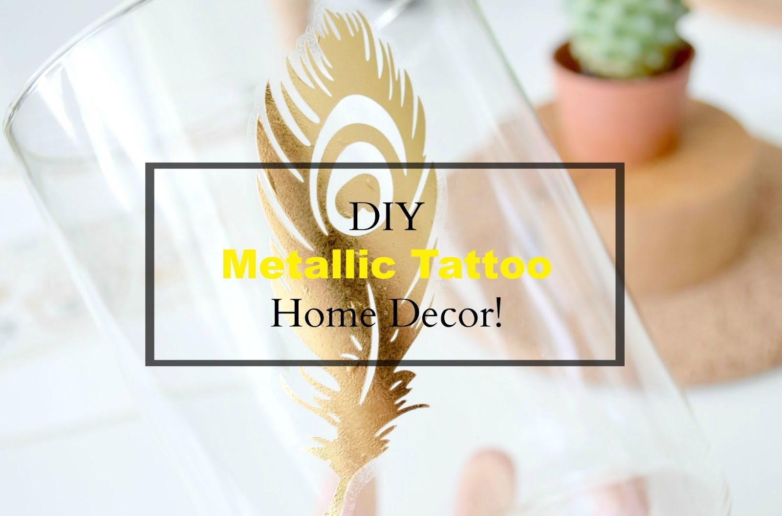 tattoo decor diy