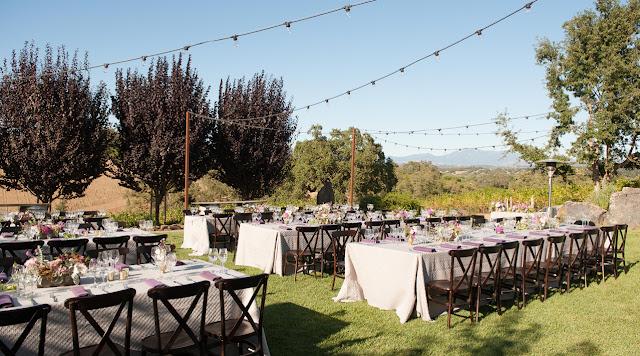 Top California Wedding Venues arista winery wedding