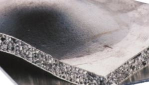 metal foam seminar report pdf
