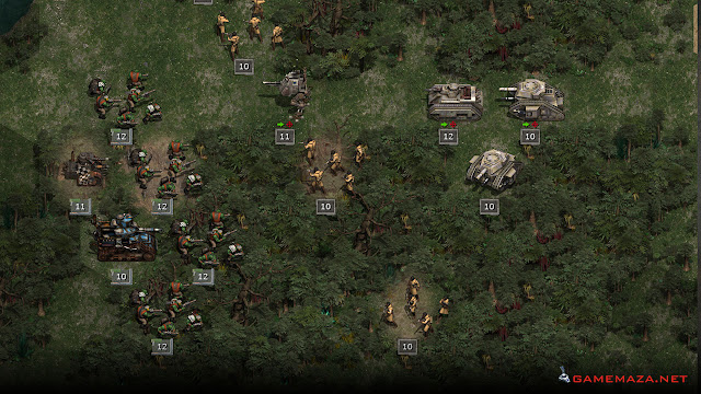 Warhammer 40000 Armageddon Gameplay Screenshot 3