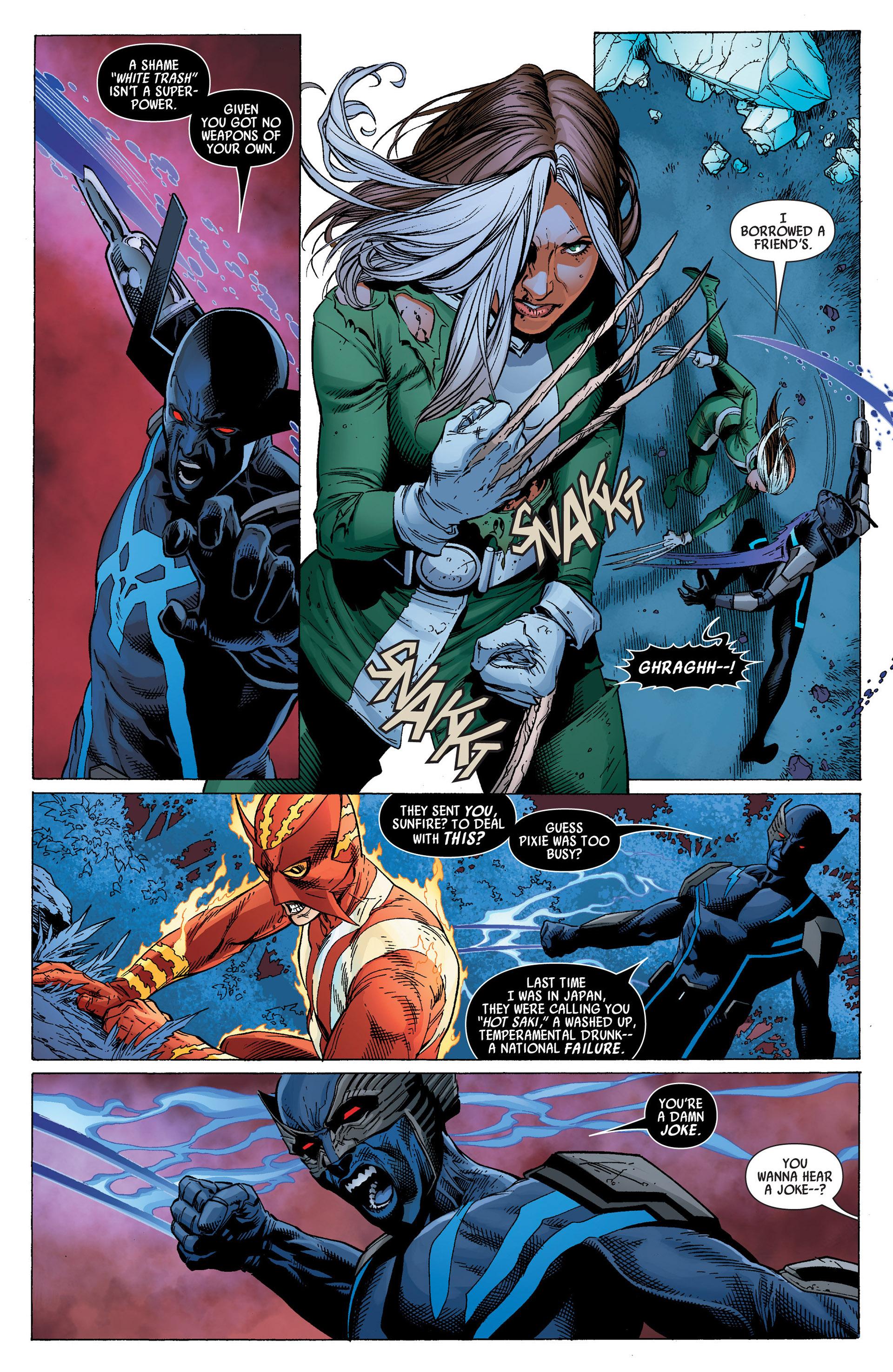 Read online Uncanny Avengers (2012) comic -  Issue #14 - 10