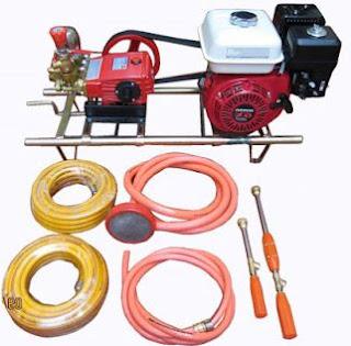 Daftar Harga Mesin Steam Cuci Motor dan Mobil Terbaru