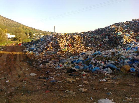 Πρόστιμο 5.000€ στον Δήμο Ερμιονίδας για το χώρο Ανεξέλεκτης Διάθεσης Αποβλήτων στη θέση «Κάμπος»