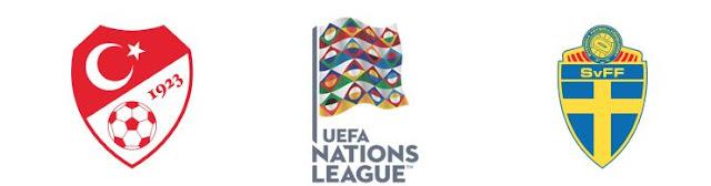 ทีเด็ดฟุตบอล วิเคราะห์บอล เนชั่นส์ ลีก : ทีมชาติตุรกี VS ทีมชาติสวีเดน