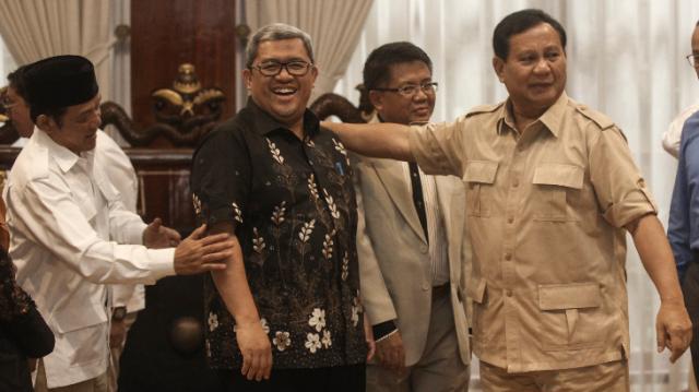PKS: Insya Allah Aher Jadi Tim Pemenangan Prabowo-Sandi