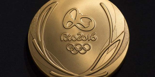 Medali Olimpiade 2016