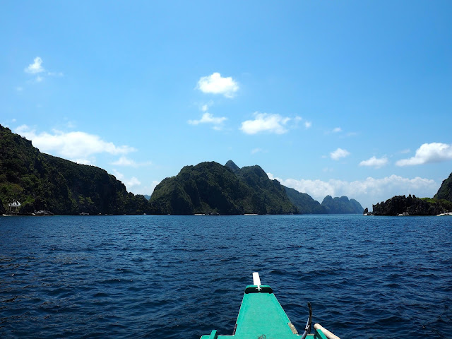 Boat Tour C around Bacuit Bay, El Nido, Palawan, Philippines