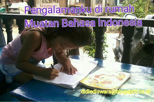 TEMATIK TERPADU KELAS 2 TEMA 5 SUBTEMA 1 PENGALAMANKU DI RUMAH (muatan Bahasa Indonesia )