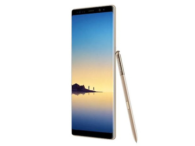 Samsung Galaxy Note8 Specifications - Inetversal