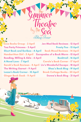 Summer Theatre by the Sea Blog Tour
