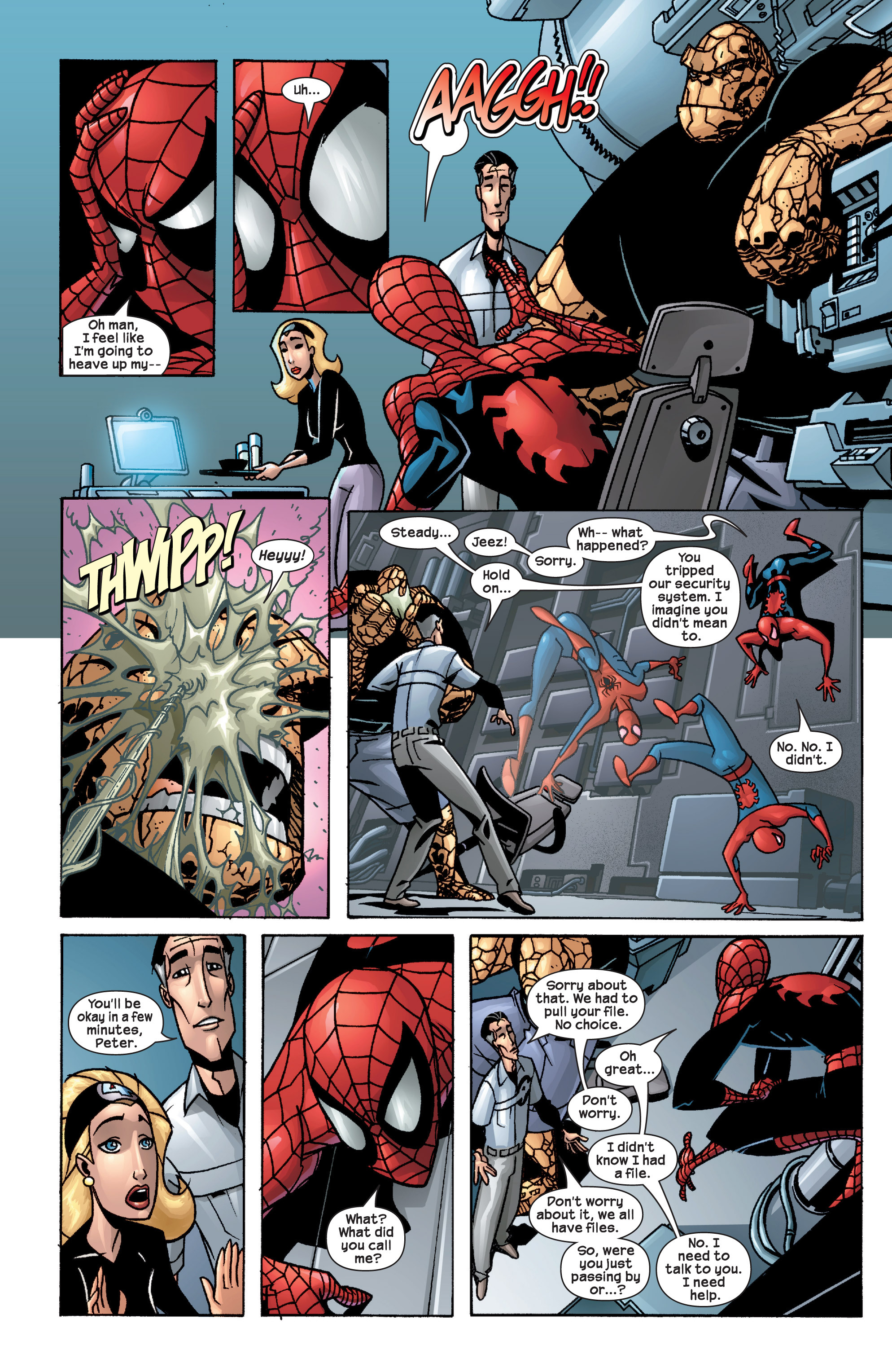 Read online Ultimate Spider-Man (2009) comic -  Issue #150 - 72
