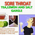 5 Effective Home Based Remedies for Soar Throat, Natural Remedy for Sore Throat, Easy to Make Sore Throat Home Remedy